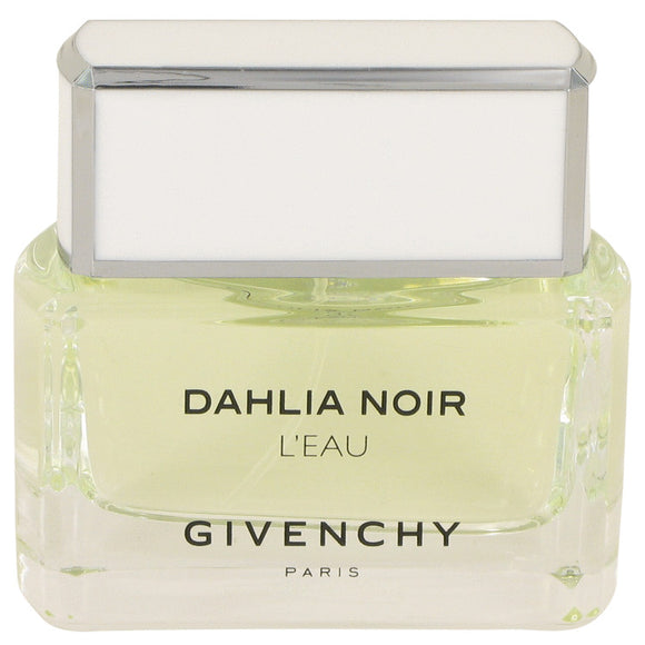 Dahlia Noir L'eau by Givenchy Eau De Toilette Spray (unboxed) 1.7 oz for Women