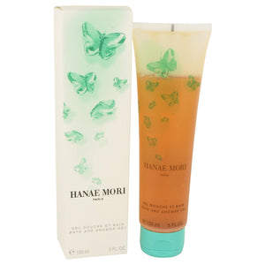 HANAE MORI by Hanae Mori Butterfly Shower Gel 5 oz for Women