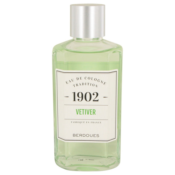 1902 Vetiver by Berdoues Eau De Cologne Spray (Unisex) 16.2 oz for Men