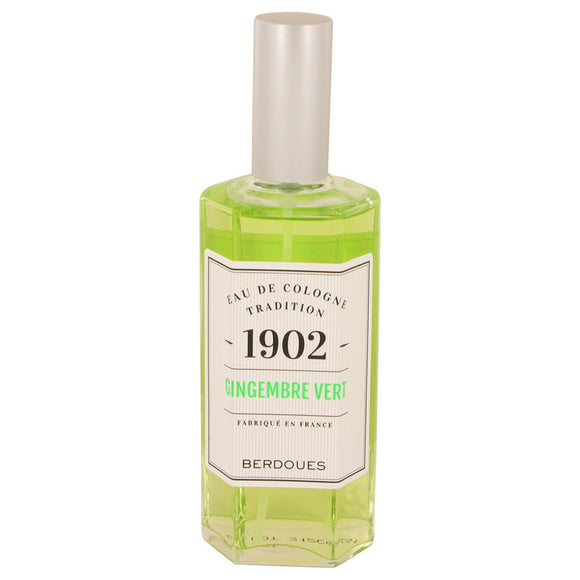 1902 Gingembre Vert by Berdoues Eau De Cologne Spray (unboxed) 4.2 oz for Women