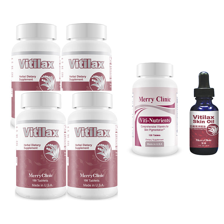 Vitilax Two-Month Package