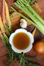 Load image into Gallery viewer, Chicken & Herb Bone Broth