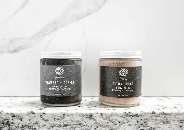 Ritual Rose Body Scrub
