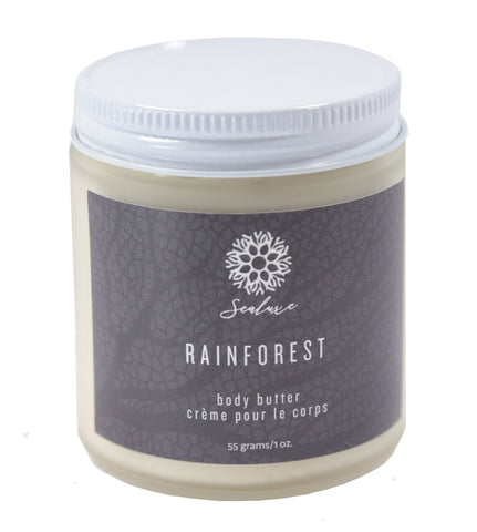 Rainforest Body Butter