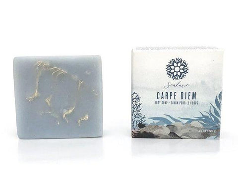 Carpe Diem Exfoliating Soap