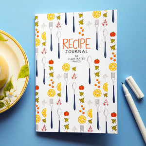 Summer Spread Recipe Journal
