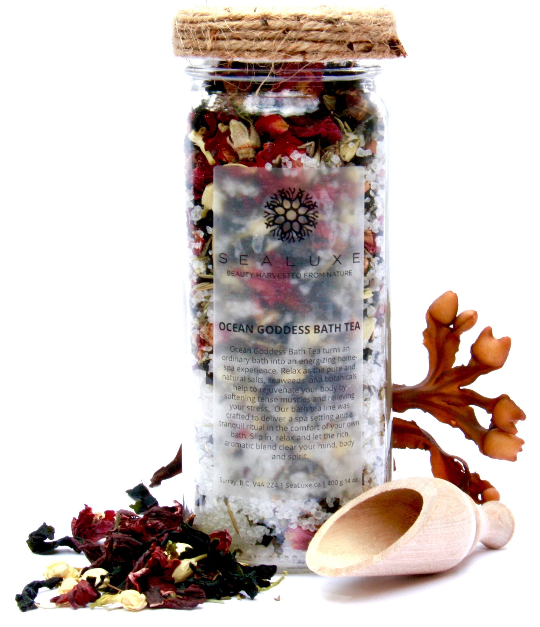 Ocean Goddess Bath Tea