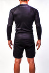 Core L/S Rashguard - Black