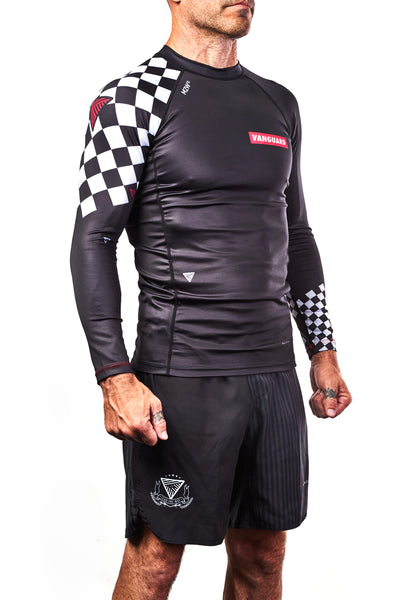 Evolution L/S Rashguard - Black