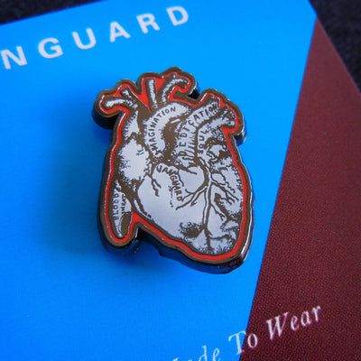 VANGUARD Enamel Pin Set