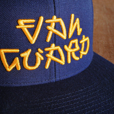 Katakana Hat - Navy