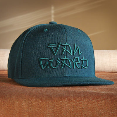 Katakana Hat - Forest Green