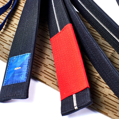 Kurabo Selvedge Denim JiuJitsu Belt by Vanguard X Kataaro