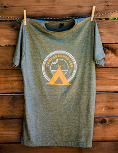 Campgrounds 360 Short Sleeve T-Shirt