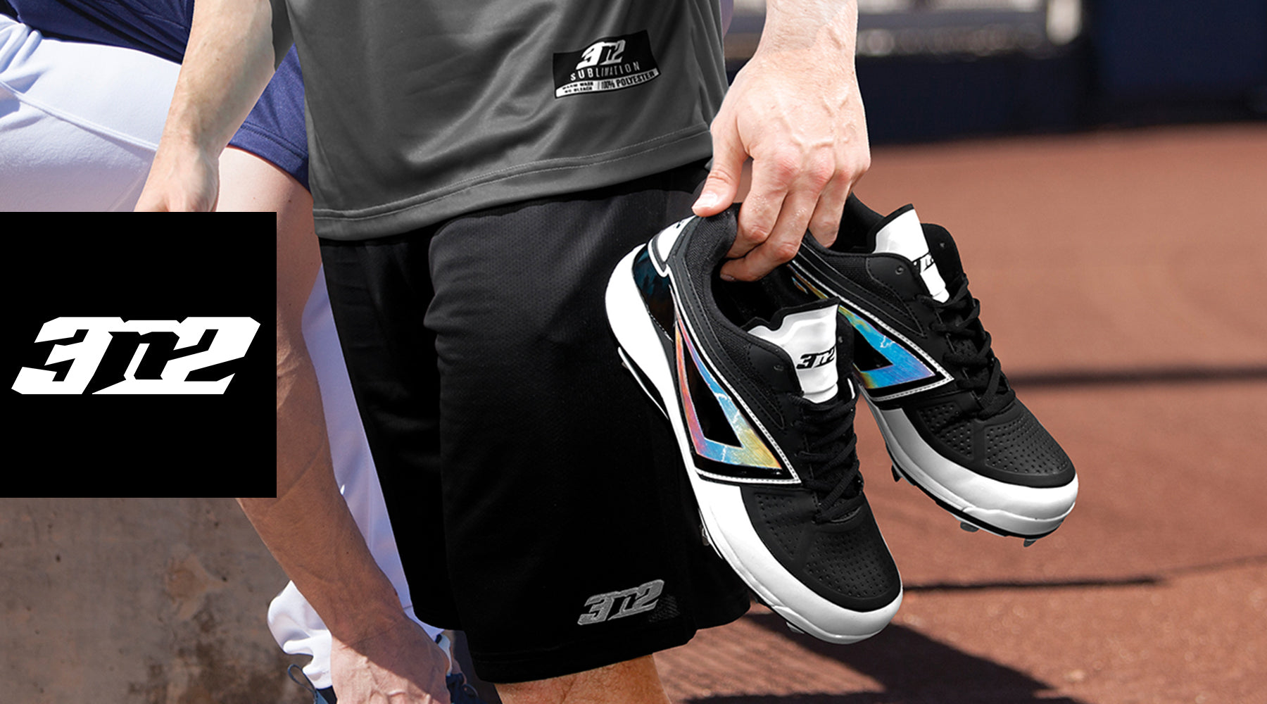 3N2 Baseball footwear - Team Sports - Lanctot Diamond Sport