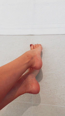 Beautiful feet