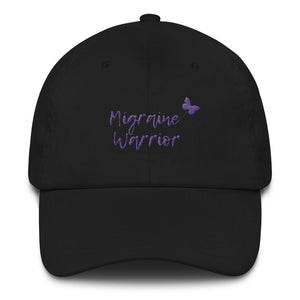 🦋Migraine Warrior 🦋 - Baseball Hat