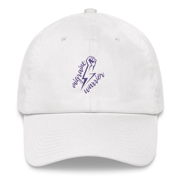 ⚡Migraine Warrior ⚡- Baseball Hat