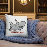 Migraines Bite 🦈 - Premium Pillow