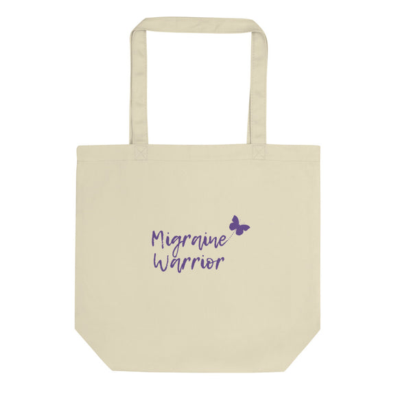 🦋Migraine Warrior 🦋 - Tote bag