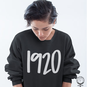 ♀️ The Matriarchy Matters™ 1920  Women's Feminist Sweatshirt Feminism Sweater