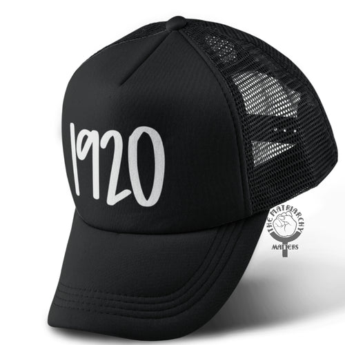♀️ The Matriarchy Matters™ 1920 Trucker Hat