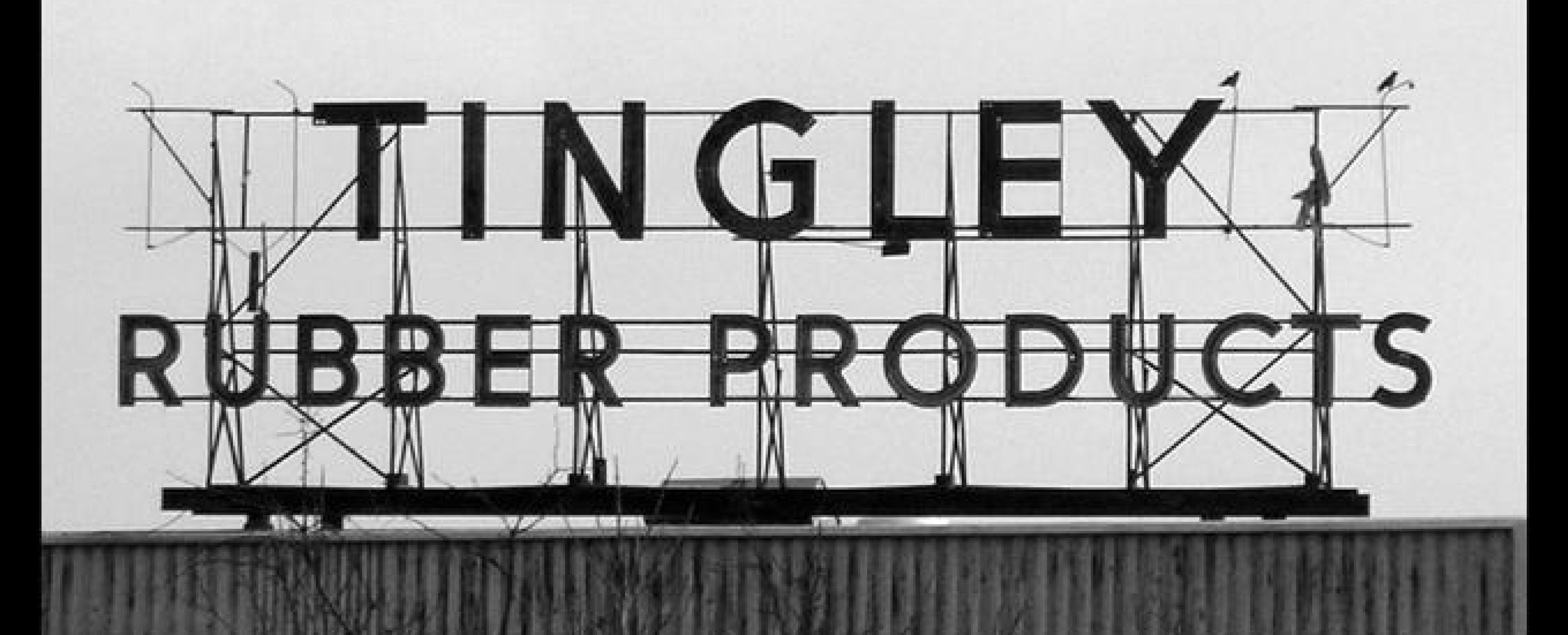 old tingley sign