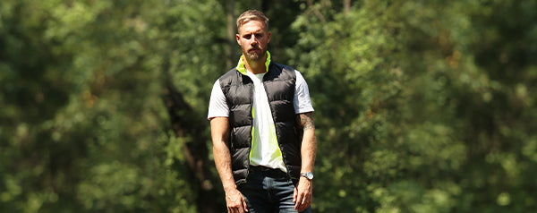 Workreation Reversible Insulated Vest