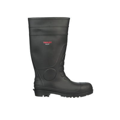 Pilot™ Plain Toe Knee Boot - tingley-rubber-us