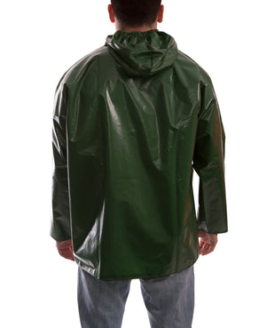 Iron Eagle Hooded Jacket