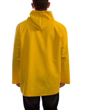 Industrial Work Hooded Jacket