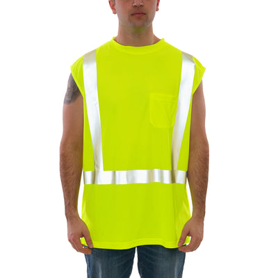 Job Sight Class 2 Sleeveless Shirt