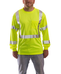 Job Sight™ Class 3 Long Sleeve T-Shirt - tingley-rubber-us