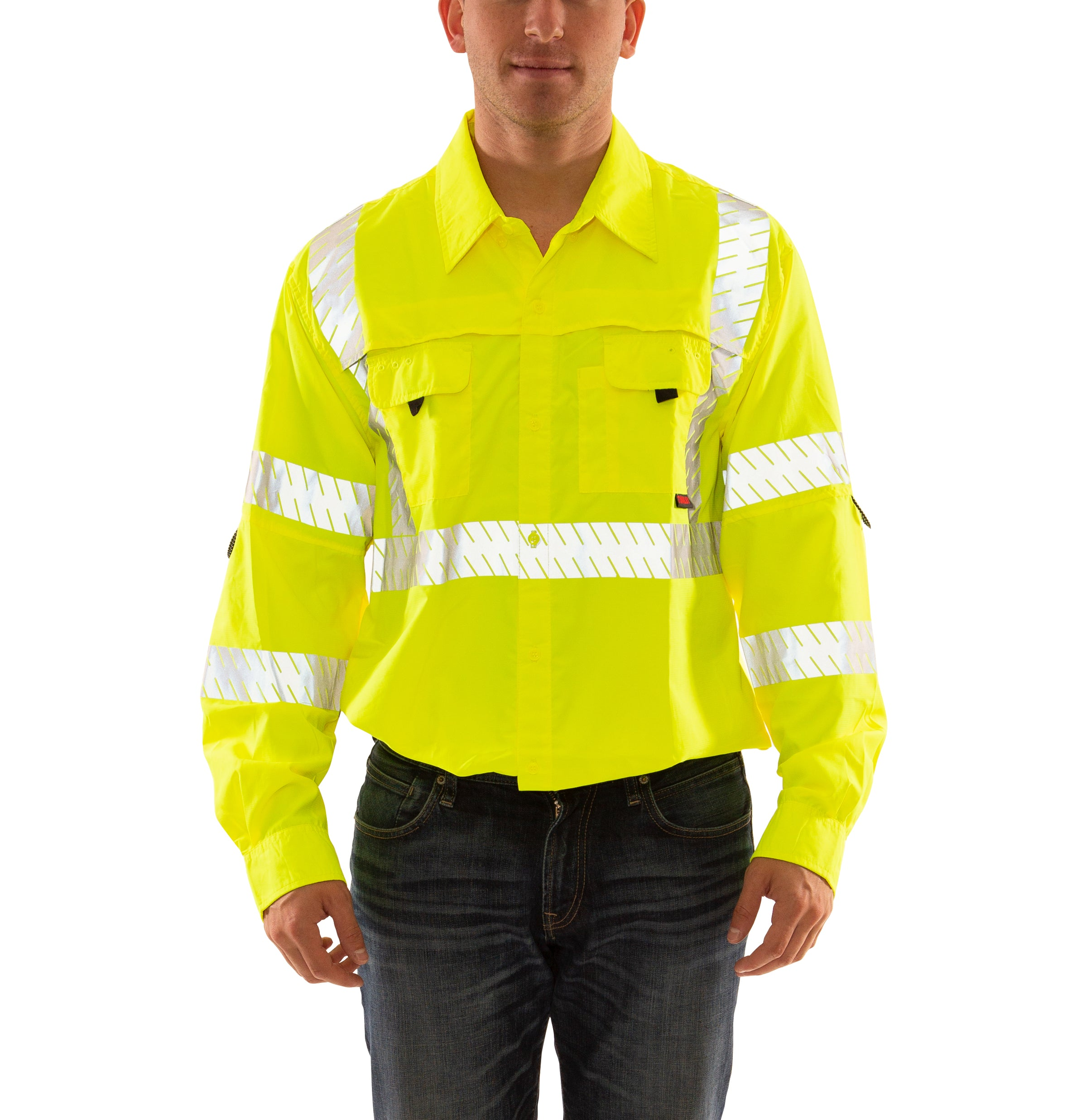 Job Sight Class 3 Sportsman Shirt Tingley Rubber Usa