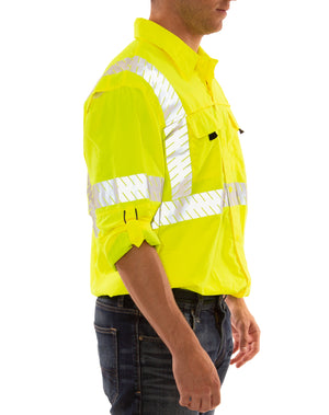 Job Sight™ Class 3 Sportsman Shirt - tingley-rubber-us