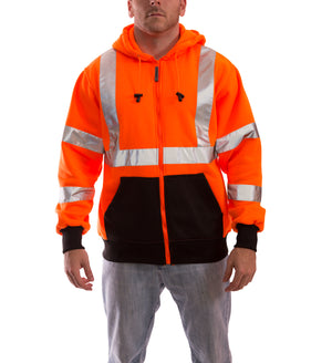 Job Sight™ Zip-Up Hoodie - tingley-rubber-us