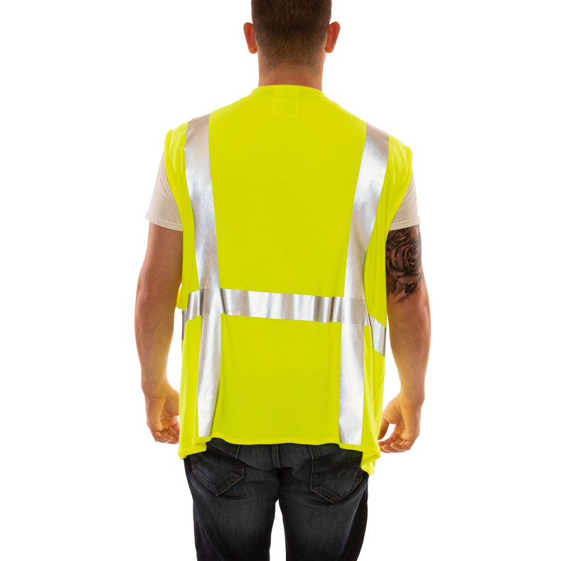 Job Sight FR Class 2 Surveyor Vest