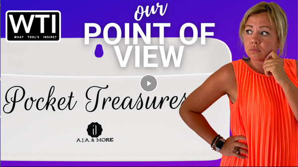 WTI Point of View Pocket Treasures product review