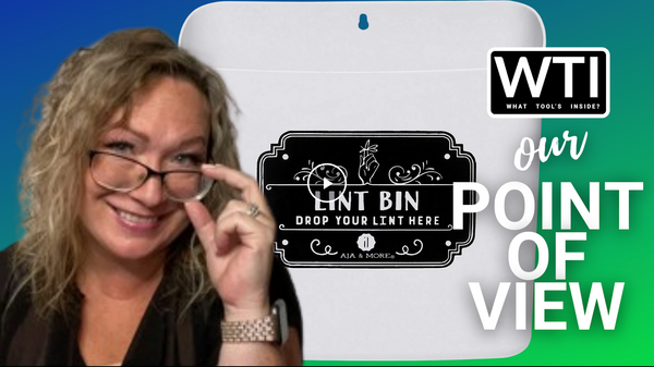 WTI Point of View Farmhouse Lint Bin Product Review