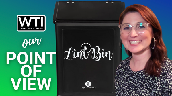 WTI Point of View Modern Farmhouse Lint Bin Product Review