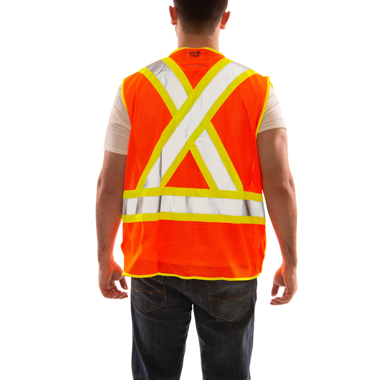 Job Sight Breakaway Vest