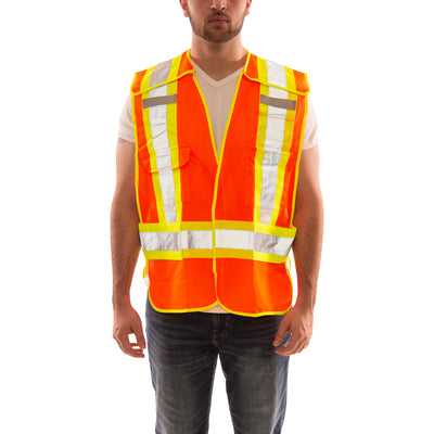 Job Sight Adjustable Breakaway Vest