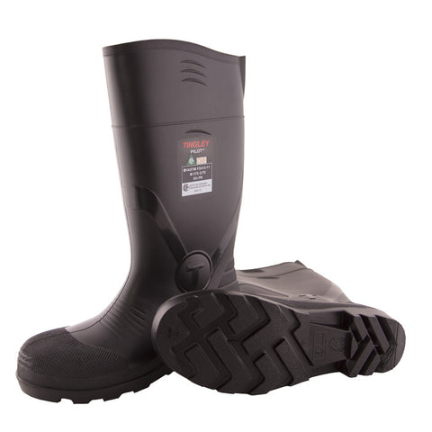 Pilot Safety Toe PR Knee Boot