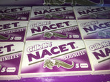 100*Double Edge Razors Blades Gillett NACET Stainless