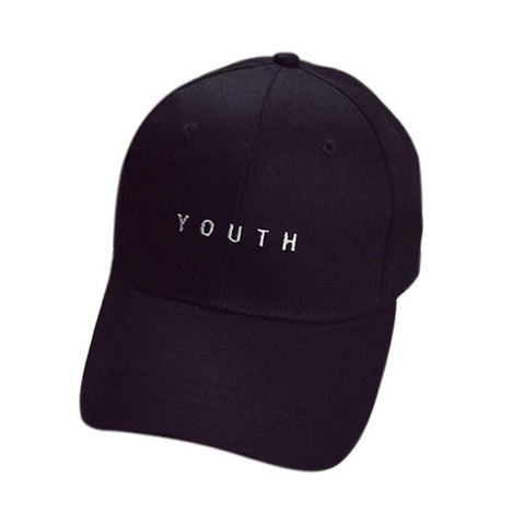 Women Men Hats YOUTH Baseball Cap Snapback Casual Caps