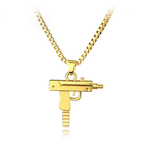 Hip Hop Pendants & Necklaces For Men Women - mem8store