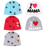 Baby Fashion Hat Spring Star Mama Hats For Girls Children - mem8store