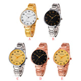 Simple Fashion Casual Women's Watch Stainless - mem8store