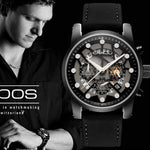 Men's Sports And Leisure Watches Multifunction - mem8store