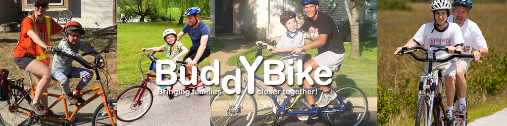 The Buddy Bike for Riders with Special Needs